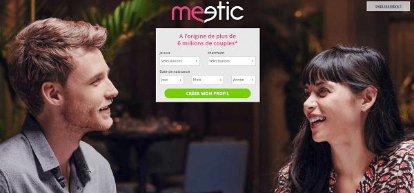 Meetic le meilleur site de rencontre sérieux
