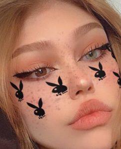 Photo de profil filtre snapchat