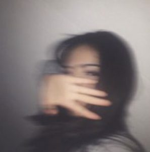 Photo de profil floue