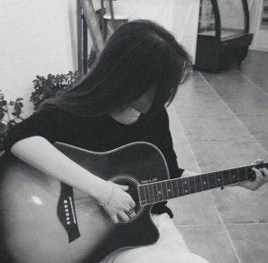 Photo de profil passion musique